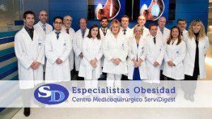 Especialistas Obesidad Barcelona ServiDigest
