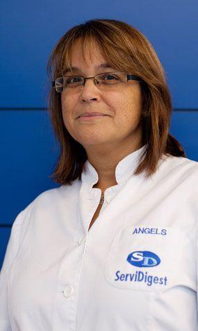 Sra. Mª Angels Gómez Nebot
