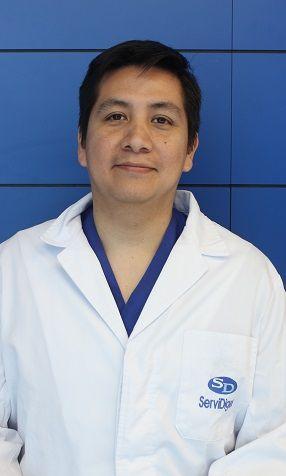 Dr. Víctor J. Morales Alvarado