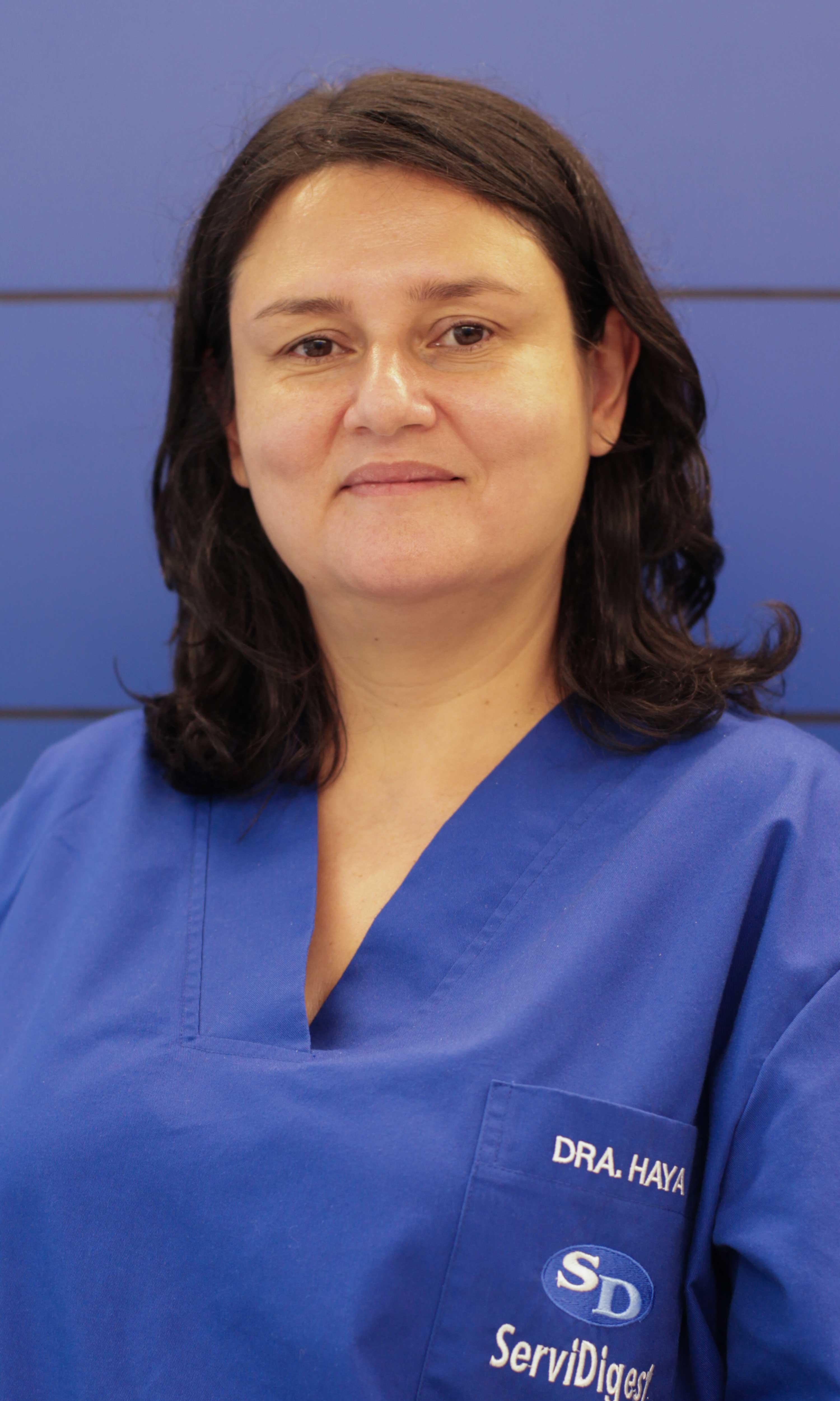 Doctora Haya Hidalgo
