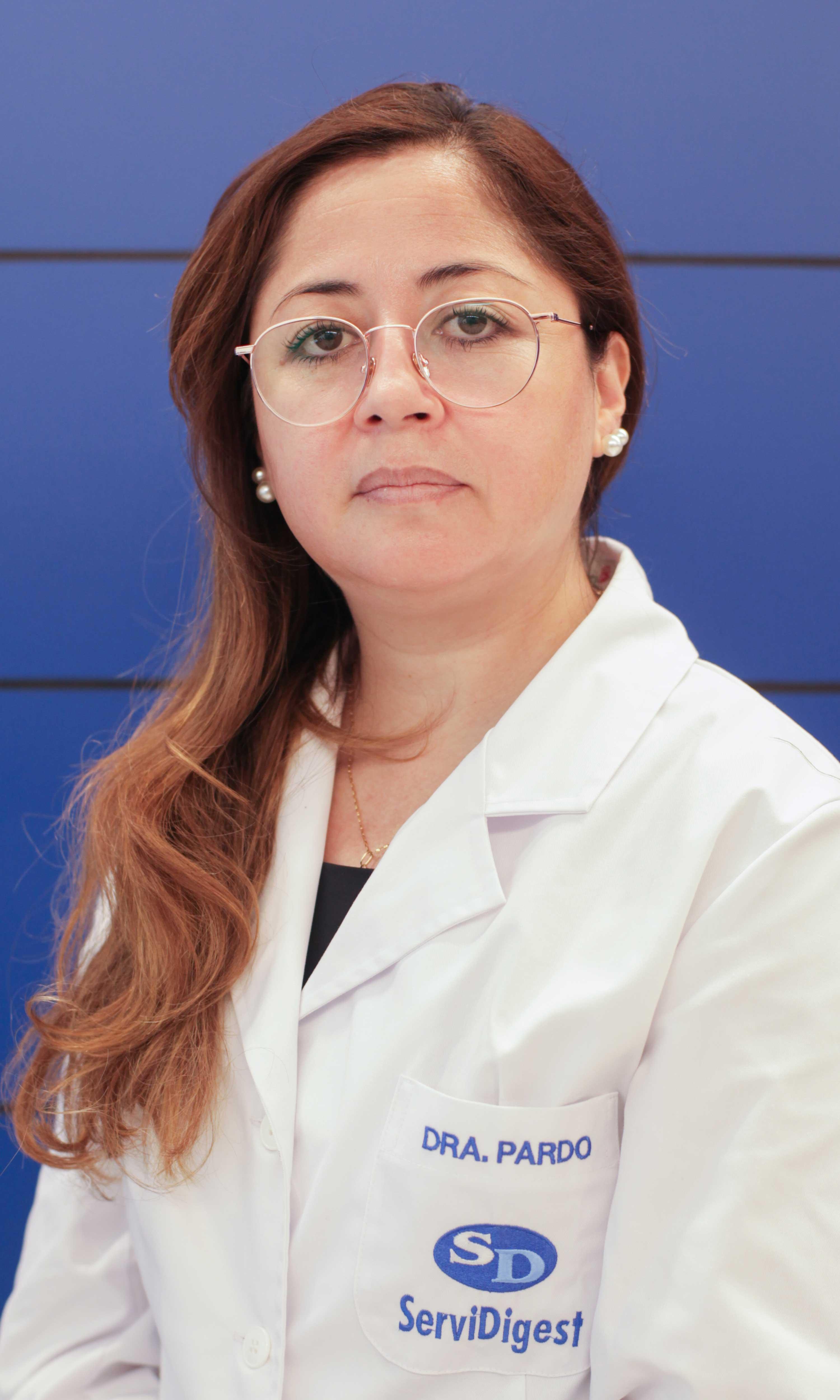 Doctora Pardo Rivas