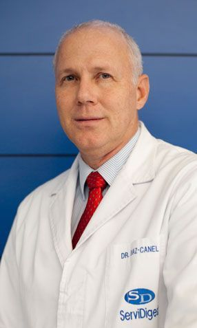 Dr. Osvaldo Díaz-Canel