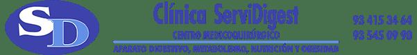 Clínica ServiDigest - Barcelona