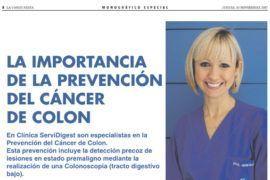 Patricia Gonçalves en La Vanguardia