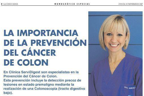 Dra. Patricia Gonçalves a La Vanguardia