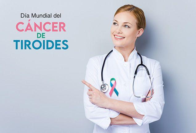 dia mundial cancer de tiroides